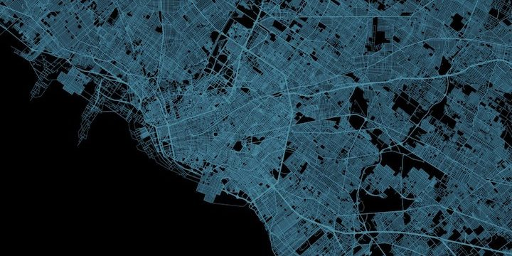 What is geospatial data? A guide to GIS and vector data