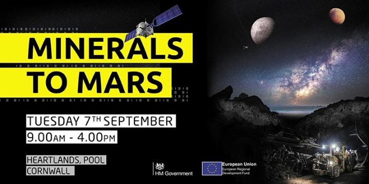 4EI Commercial Manager Michael Hanley to present at Minerals to Mars event