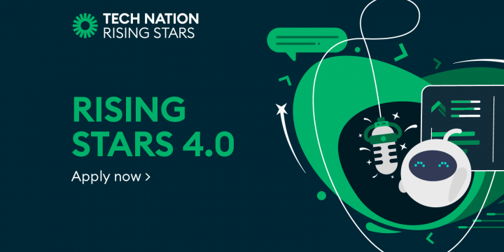 4EI Group MD Mariam Crichton on the judging panel for Tech Nation Rising Stars 4.0