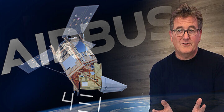 Airbus Partnership Supports 4 Earth Intelligence Vision for Satellite Services